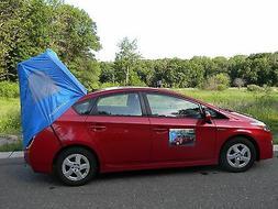 Prius Car Camping Tent 2010 through 2015 Models, Habitents H