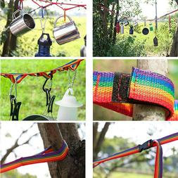 Rope Cord Outdoor Camping Hiking Accessories Colorful Tent H