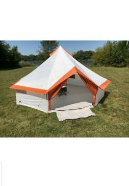 Stand Up Tent Yurt Camping Adult 6-8 Person Family Extra Lar