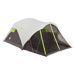 Coleman Steel Creek 6 Person Fast Pitch Dome with Screenroom