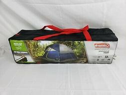 Coleman Sundome Tent for Camping Waterproof, 4 person