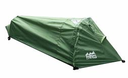 Outdoor Tent Backpack Camping 1 Person Portable Hiking Rainf