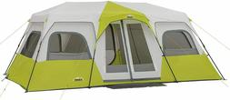 Tent Camping Coleman 12 Person Instant Cabin 3 Room Weatherp