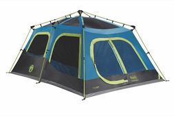 Tent Coleman Dark Room Camping 10 Person Weatherproof Durabl