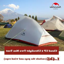 Naturehike Ultralight Backpacking Tent 20D Silicone Coated C