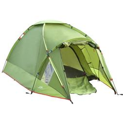 MoKo Waterproof Family Camping Tent, 3 Person 4 Season Winte