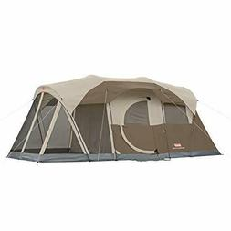 Coleman Weathermaster Screened 6 Tent with Hinged Door