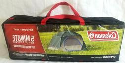 COLEMAN WeatherTec Skydome 4 PERSON DOME TENT 8' x 7' -